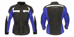 Trik-Moto M105 3/4 City WP Jacket Blue